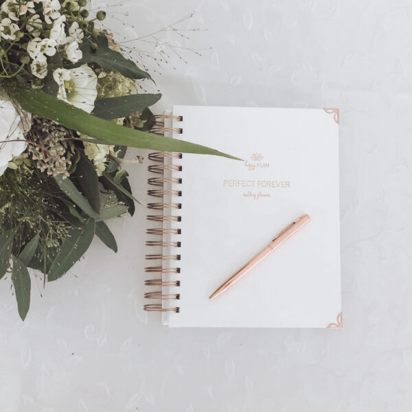 poročni planer darilo